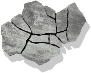 sivo-grafitová